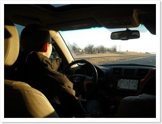 Matt's Driving!