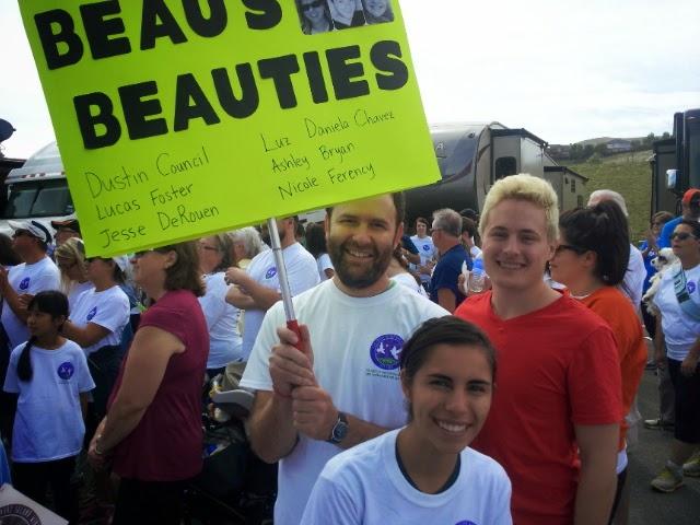 Beau's Beauties: Dennis, Anais, Jamie